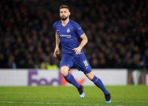 Chelsea striker Olivier Giroud has revealed his frustration at his lack of playing time and admitted he could be tempted by a return to France.