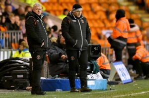 Blackpool manager Terry McPhillips felt his side deserved more than a solitary point after seeing fellow play-off hopefuls Doncaster scramble a draw.