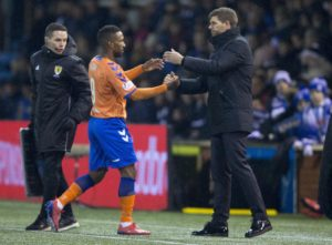 Jermain Defoe insists Rangers are still heading in the right direction under Steven Gerrard despite seeing their trophy hopes fade for another year.