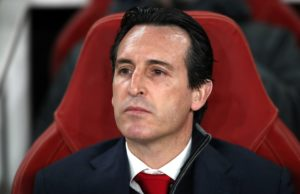 Unai Emery says there can be no excuses for a poor performance when Arsenal take on Rennes in the Europa League today.