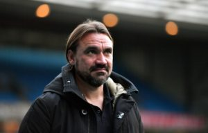 Daniel Farke is sticking to the mantra of 'one game at a time' when his Norwich promotion hopefuls entertain Swansea on Friday.
