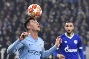 Fernandinho and Aymeric Laporte are both set to miss Manchester City's trip to Bournemouth in the Premier League on Saturday.