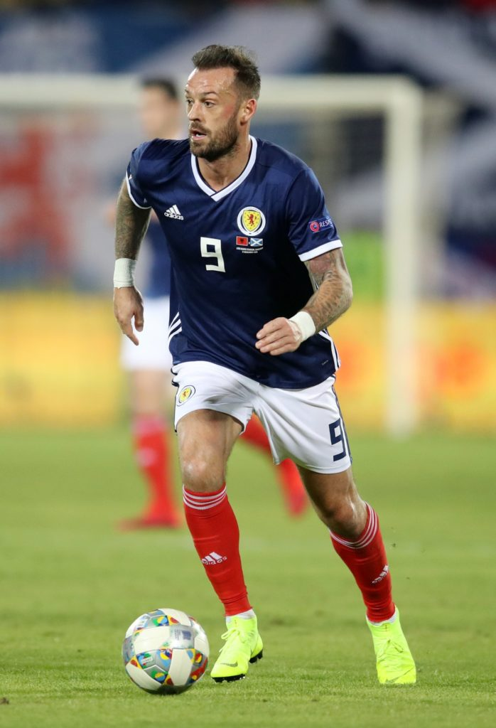 Steven Fletcher insists he retains his passion for playing for Scotland as he outlined his dilemma over missing their opening Euro 2020 qualifiers.