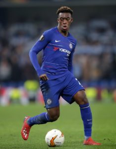 In-demand Chelsea youngster Callum Hudson-Odoi has admitted to being in dreamland after making his debut for England.