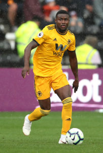 Bright Enobakhare's Wolves future looks to be coming to an end with there being no reports over a new contract.
