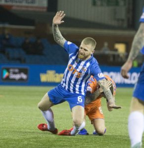 Kilmarnock midfielder Alan Power insists Steve Clarke has got him playing the best football of his career at Rugby Park.