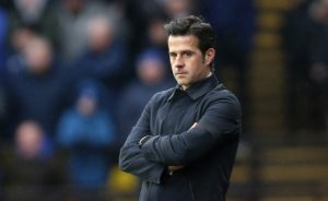 Everton manager Marco Silva was delighted with the way his side bounced back to beat Chelsea 2-0 at home on Sunday.