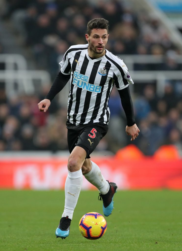Newcastle are without Fabian Schar and Jamaal Lascelles for Saturday's Premier League clash at Bournemouth.
