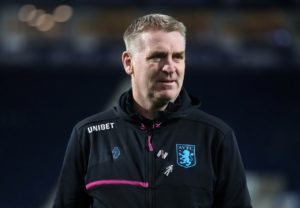 Aston Villa boss Dean Smith has confirmed Henri Lansbury and Axel Tuanzebe are both back in full training following injury.
