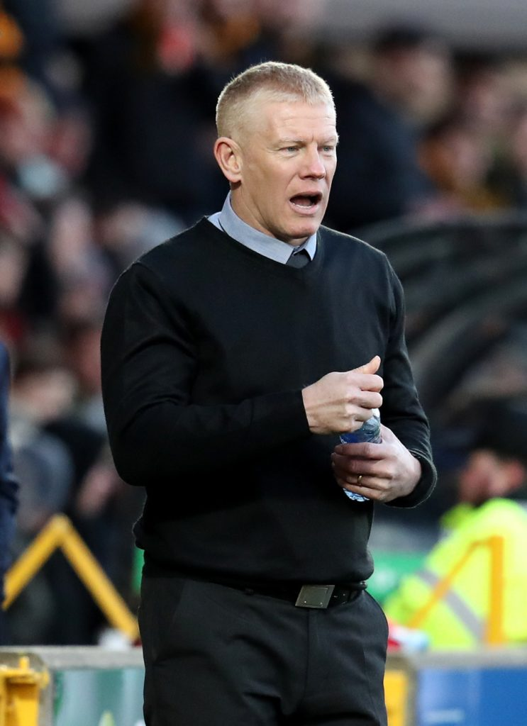 Livingston manager Gary Holt was delighted his side gave him the 46th birthday he had asked for after the Lions came from behind to beat St Johnstone.