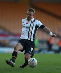 Port Vale are monitoring the fitness of captain and top scorer Tom Pope on a daily basis ahead of their Sky Bet League Two clash with Forest Green.