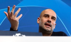 Pep Guardiola accepts his Manchester City tenure is likely to be judged on whether he succeeds in the Champions League or not.