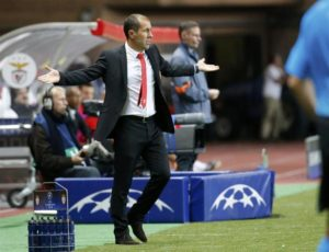 Monaco coach Leonardo Jardim felt his side was fortunate to beat Lille on Friday night but was delighted with the result.