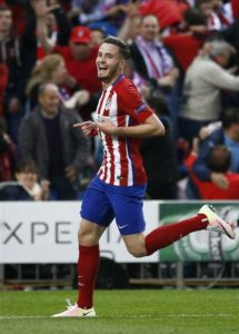 Atletico Madrid are reportedly demanding 150 million euros from any clubs interested in signing Saul Niguez this summer.