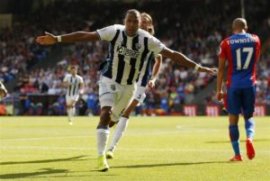 West Brom striker Salomon Rondon would prefer to join Newcastle on a permanent basis than move to Everton this summer.