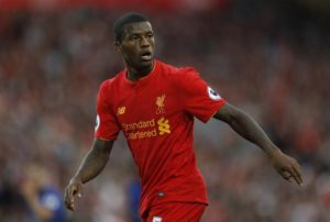 Liverpool midfielder Georginio Wijnaldum has revealed he has yet to open talks about a new contract at Anfield.