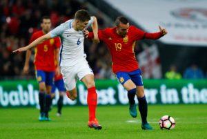 Manchester City trio John Stones, Fabian Delph and Nicolas Otamendi are all unavailable for the current international break.
