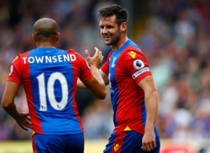 Scott Dann says there was never any truth in the rumours claiming he almost left Crystal Palace in January.