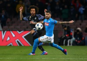 Napoli defender Elseid Hysaj is close to agreeing fresh terms with the Serie A side despite interest from Chelsea.