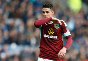 Ashley Westwood is expected to make a return for Burnley on Saturday as they prepare to host Crystal Palace in the Premier League.
