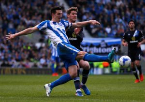 Defender Lewis Dunk has heeded Brighton manager Chris Hughton's words and stated his aim is it get back into the England squad.