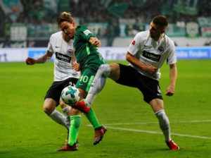 Werder Bremen forward Max Kruse is believed to have attracted the interest of both Tottenham and Inter Milan ahead of the summer window.