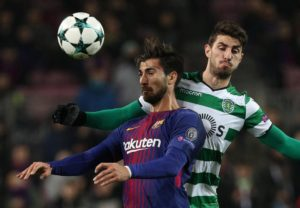 Barcelona midfielder Andre Gomes is in demand as Tottenham are reported to have entered the race to sign him.