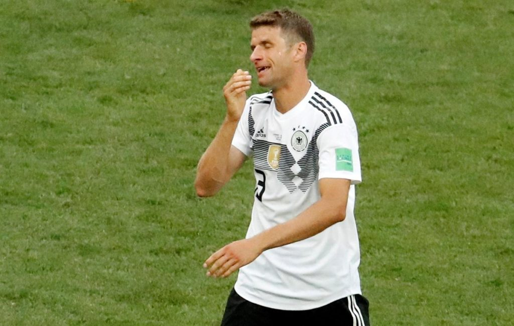 Germany coach Joachim Low has confirmed he will no longer select World Cup winners Thomas Muller, Mats Hummels and Jerome Boateng.