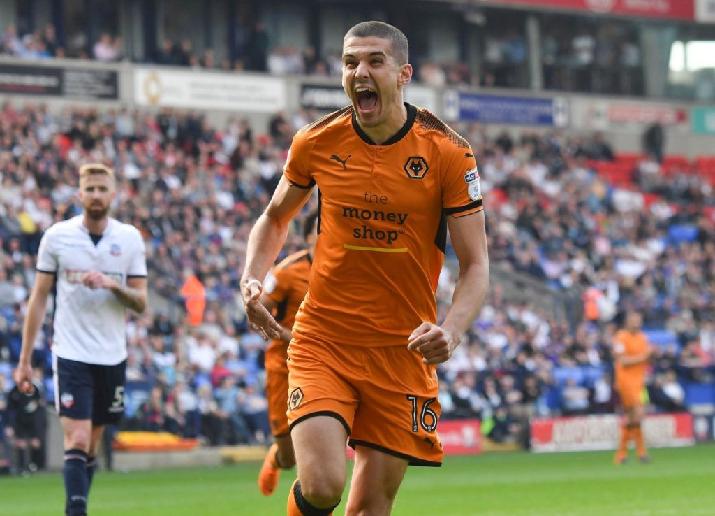 Wolves cente-half Conor Coady does not feel snubbed by England after missing out on the latest squad and will do his best to get in.