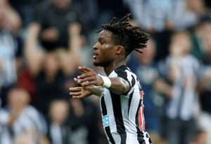 Rolando Aarons claims he still gets messages from Newcastle boss Rafael Benitez despite being out in the cold at St James' Park.