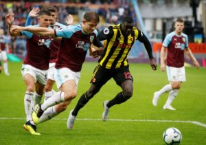 Watford's Ken Sema says he has been pleased with his progress at the club after returning to the Sweden set-up.