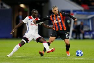 Lyon left-back Ferland Mendy looks set to miss a month of action after limping off late on in the 5-1 defeat to Barcelona on Wednesday.