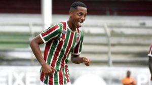 Watford-owned striker Joao Pedro scored his first senior goal but Fluminense still lost their Rio derby to Flamengo on Sunday.