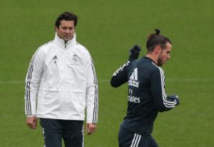 Santiago Solari has hit back at reports Gareth Bale will be sold by Real Madrid this summer by saying he is an 'important' player.