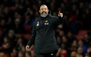 Wolves boss Nuno Espirito Santo has denied the changes he made for the Cardiff game were a reaction to the Huddersfield defeat.