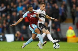 Joe Bryan felt Fulham were unlucky not to get a result against Liverpool on Sunday and says they will not give up on survival.