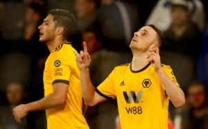 Diogo Jota says his strike partnership with Raul Jimenez now feels a 'natural' link-up, after working hard at the start of the season.