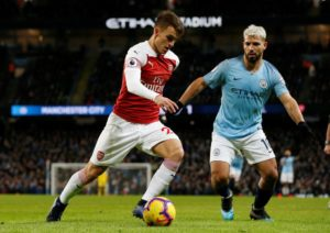 Arsenal loan midfielder Denis Suarez has hit out at claims he is under-performing in training which is why he does not get a game.