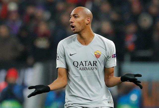 Arsenal are being linked with Roma midfielder Steven Nzonzi, who looks set to leave the Serie A club in the close season.