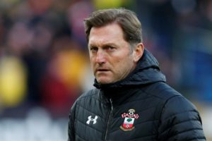 Ralph Hasenhuttl has set his sights on picking up points from Tottenham after Southampton's unfortunate defeat at Manchester United.