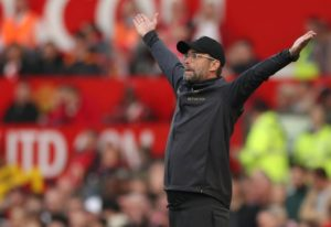 Jurgen Klopp says it was a 'brilliant afternoon' for Liverpool as they defeated Fulham 2-1 at Craven Cottage on Sunday.