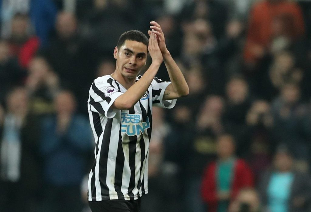 Matt Ritchie is adamant Newcastle United team-mate Miguel Almiron will become a big hit with supporters for years to come.