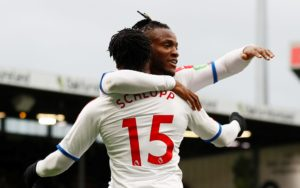 Crystal Palace pulled further clear of the Premier League's relegation places with an impressive 3-1 win at Burnley