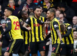 Javi Gracia hailed his Watford players after they bounced back to winning ways with a 2-1 victory over Leicester City.