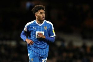 Tottenham have taken teenage striker Kion Etete on trial from Notts County and he netted twice for the under-18 side on Saturday.