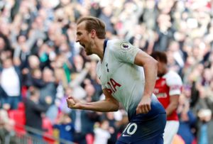 Tottenham star Harry Kane believes Mauricio Pochettino's side can get the better of Manchester City in the Champions League.