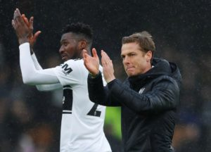 Tom Cairney says caretaker Scott Parker should be handed the Fulham manager's job on a permanent basis.