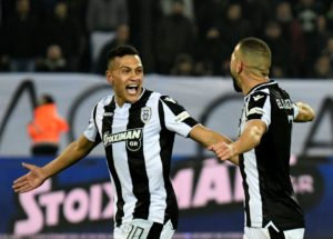 Newcastle sent a scout to Greece last weekend and could be on the trail of PAOK's Brazilian winger Leo Jaba.