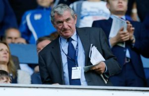 Tottenham scout David Pleat was in attendance at Vicarage Road again on Monday when Watford's Under-23s lost to Leeds United.