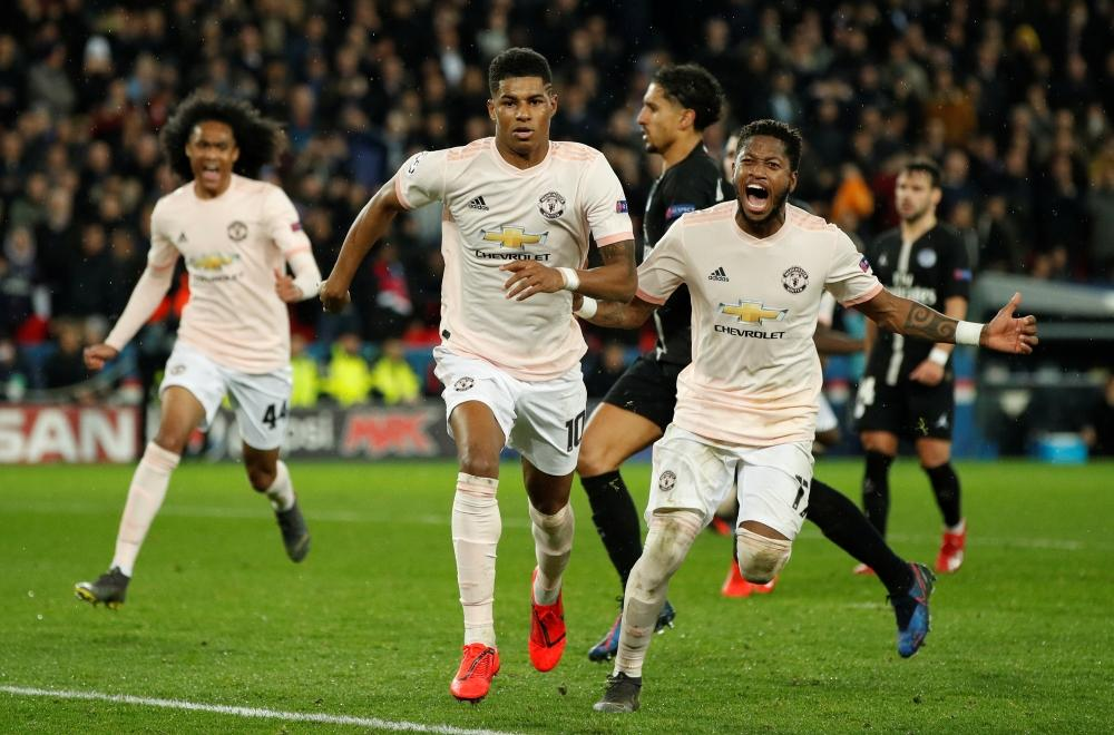 Manchester United will need to overcome Barcelona to keep their Champions League dream alive after an unfavourable quarter-final draw.
